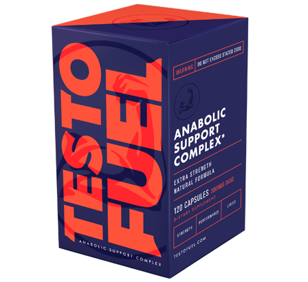 Testo Fuel – Complete Anabolic Support