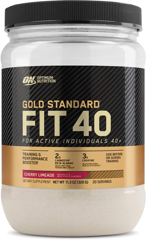 Optimum Nutrition Gold Standard Pre-Workout, Vitamin D for Immune Support